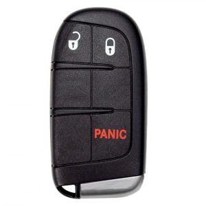 2011-2020 Dodge Durango / Journey / 3-Button Smart Key / PN: 68066349AF / M3N-40821302 (AFM-RSK-DDG-302-3)