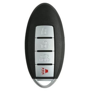 2013-2016 Nissan / Infiniti / 4-Button Smart Key / KR5S180144014 / IC 014 (RK-N-SMART-104)