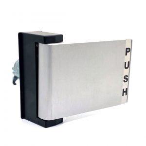 Kenaurd Narrow-Stile Push / Pull Paddle Handle - AL Finish