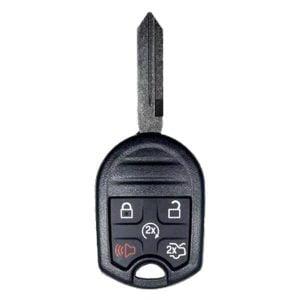 2007-2017 Ford Lincoln / 5-Button Remote Head Key / CWTWB1U793 (RK-FD-405)