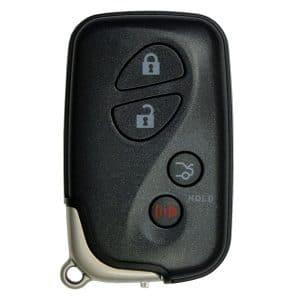 2009-2013 Lexus / 4-Button Smart Key / HYQ14AAB (E Board - 3370) (RSK-LEX-3370-4)