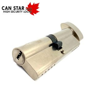 CanStarLock 90mm Profile Cylinder