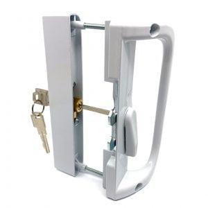 KeyDirect Patio Lock W/ Hook and Key