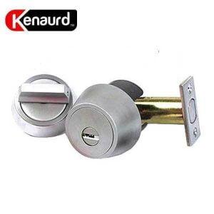 Kenaurd High Security - Deadbolt - 26D - Satin Chrome - Grade 1