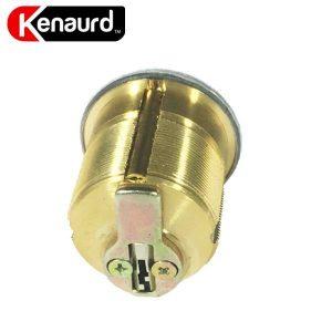 "Premium Mortise Cylinder - 1-1/4"" - 26D - Satin Chrome - SC1"