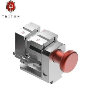 Triton TRJ1 Replacement Four Way Jaw for Double-Sided Keys