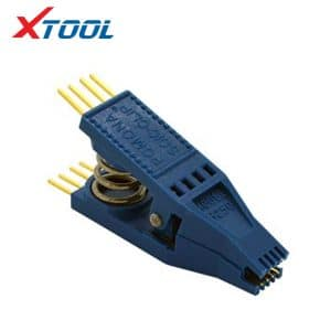 XTool SOIC8 Small Test Clip for Reflashing (Blue)