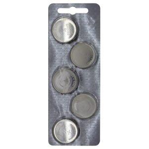 5-PACK of CR2450 3-Volt Lithium Batteries