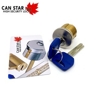 CanStarLock High-Security Mortise Cylinder