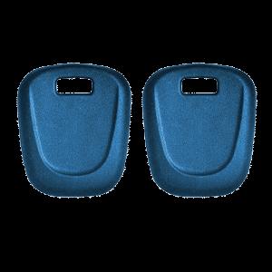 MFK Blue Test Heads 2-Pack—For Key Testing in Locks