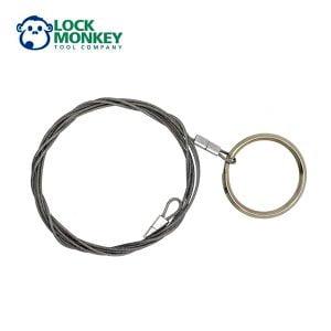 REPLACEMENT CABLE—Under-the-Door Lever Opener Tool (LOCK MONKEY)