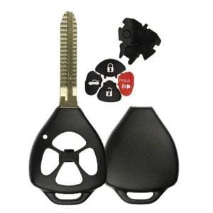 Toyota / Scion 2005 - 2012 / 4-Button Remote Head Key Shell (RHS-TOY-138)