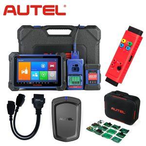 Autel - MaxiIM IM608 PRO - Auto Key Programmer & Diagnostic Tool w/ Bypass Cable - G BOX2 - IMKPA & APB112