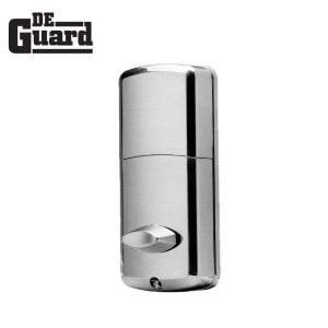 Electronic Keypad Deadbolt – US26 – Silver – w/ Key Override