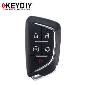 KEYDIY Cadillac Style 5-Button Universal Smart key (KD-ZB07-5)