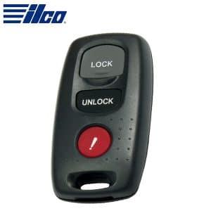 ILCO Look-Alike™ 2003-2008 Mazda 3 / Mazda 6 / 3-Button Keyless Entry Remote / KPU41846 (RKE-MAZ-3B2)