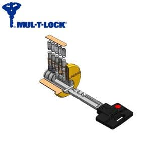 Mul-T-Lock High Security Key / Classic / 06