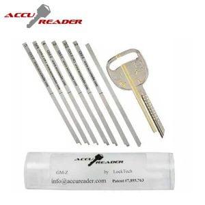 AccuReader for GM-Z Keyway - Non-Ortec