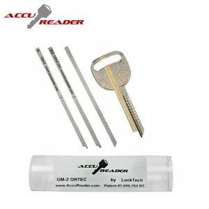 AccuReader for GM-Z Keyway / ORTEC