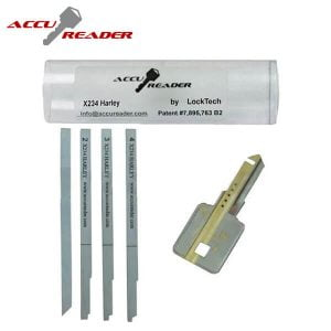 AccuReader for Harley X234 / HYD13 Motorcycles