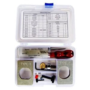 AccuReader - Honda / Acura Ignition Roll-Pin Removal Kit (IRPRK)