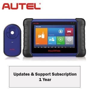 Autel MaxiIM IM508 Updates & Support Sub - 1 Year