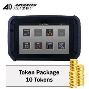 Advanced Diagnostics - 10 Tokens For Smart Pro & MVP Pro