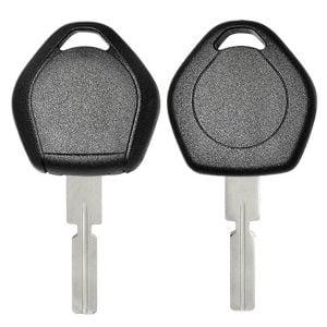 HU58 (4-Track) / BMW 1995-2003 / Transponder Key Shell (NO CHIP) (ST-HU58)
