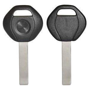 2000-2009 BMW HU92 2 Track Transponder Key SHELL (NO CHIP)