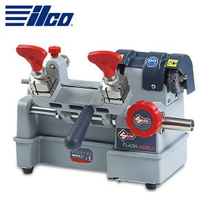 NEW! ILCO - Flash Mobile - Battery-Operated Key Duplicator / Edge Cut and Cruciform Keys / D8A3686ZB (Silca)