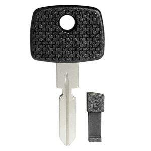 HU39 4-Track Plug Style / Mercedes Transponder Key Shell