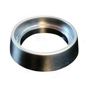 """ILCO Hardened Steel Tapered Collar / Thickness 7/16"""" /Satin Chrome / 861B-26D-10"""