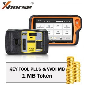 Xhorse Mercedes Token for Key Tool Plus & VVDI MB
