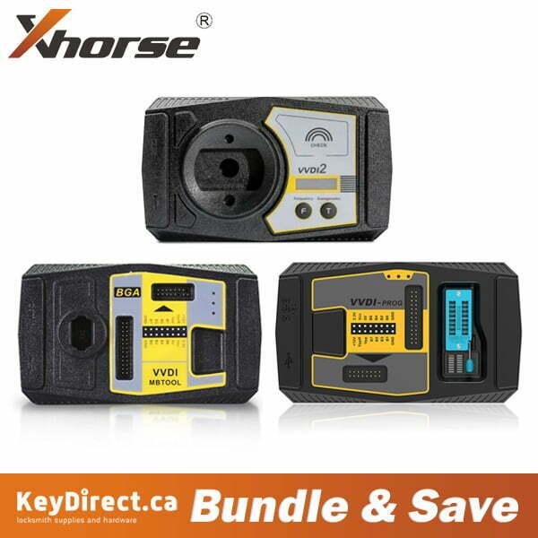 Xhorse Bundle VVDI2 + VVDI PROG + VVDI MB