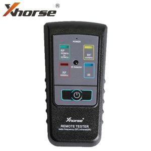 Xhorse Remote Control Tester Radio Frequency (RF) and Infrared (iR)