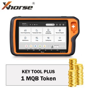 Xhorse VW Audi MQB Online Calculation Token for VVDI Key Tool Plus