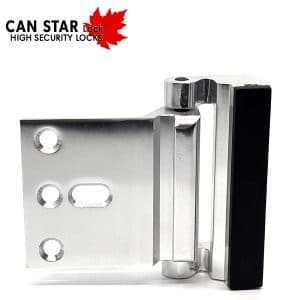CanStarLock - Door Guardian / Child Proof Safety Bolt for Doors & Gates