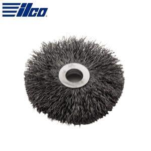 """ILCO 12-10A Wire Brush / 3"""" dia (BD0220XXXX)"""