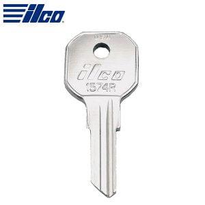 ILCO 1574R / Hurd / Fits Various Boat and Toolbox locks