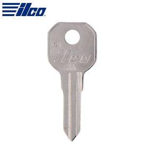 ILCO 1611 Gas Cap Key Blank
