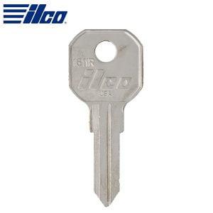 ILCO 1611R Gas Cap Key Blank