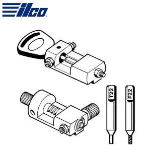 ILCO Code Attachment Kit for Ford and Jaguar Tibbe Keys / D705485ZB (BJ0375XXXX)