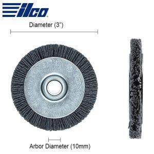 ILCO Nylon Brush / KD50A-102B (BD0316XXXX)