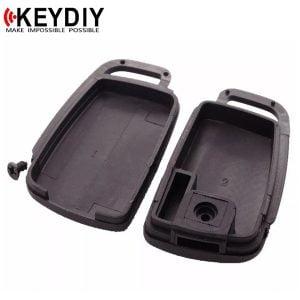 KEYDIY Universal Remote Head Key SHELL / With Chip Slot