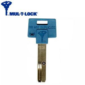 Mul-T-Lock High-Security Key / Standard Interactive® / Keyway 206B
