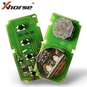 Xhorse - XM Series Toyota 4D / 8A Rewritable Smart Key PCB / TOY.T XSTO00EN / For VVDI2, VVDI Key Tool, Mini, MAX, Plus Tablet