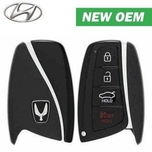 2013-2016 Hyundai Equus / 4-Button Smart Key / PN: 95440-3N470 / SY5DMFNA433 (OEM)