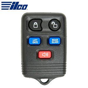 ILCO Look-Alike™ 2003 - 2007 Lincoln / 5-Button Keyless Entry Remote / FCC ID: CWTWB1U551 (RKE-FORD-5B2)