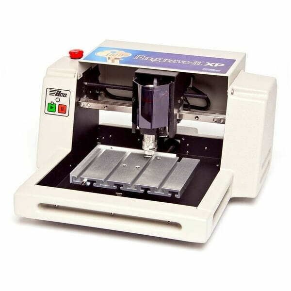 Ilco Engrave-It™ XP - Key Engraving Machine / Mid-Level / Sequential Numbering / Engraves keys, IC cores, name plates, pet tags and more