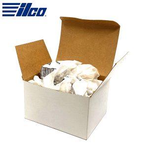 ILCO - Flat Steel & Safe Deposit Key Assortment / 480 Keys (149-00-8X)